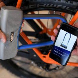 U Lock Alarm 770A Smart X Abus Bluetooth (160HB230+USH) – Abus