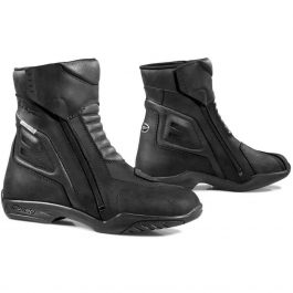 Moto škornji Latino črni – Forma