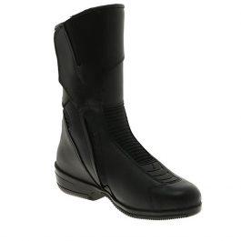 Moto škornji Simo Lady črni – Forma