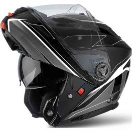 Preklopna čelada Phantom S Spirit black matt – Airoh