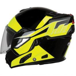 Preklopna čelada Rev 19 Fusion Yellow gloss – Airoh