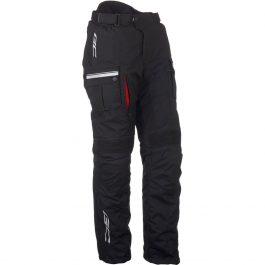 Moto hlače Challenger črne moške Grand Canyon