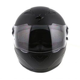Integralna čelada Exo-490 Air črna mat – Scorpion