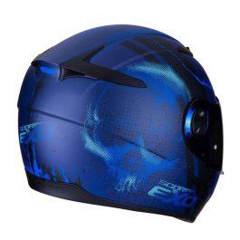 Integralna čelada Exo-490 Air Dar S – Scorpion