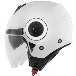 Jet čelada KV37 bela – Kappa