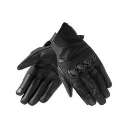 M. rokavice Patrol Short črne – Rebelhorn