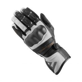Moto ženske rokavice Patrol sivo/črne – Rebelhorn