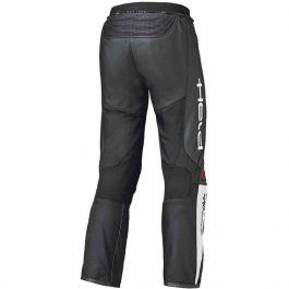 Usnjene moto hlače Takano II črno/bele – Held