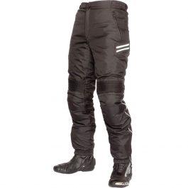 Moto hlače Vision črne moške Lookwell