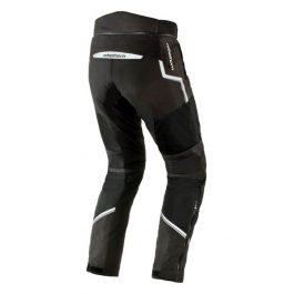 Moto hlače Hiflow III črne – Rebelhorn