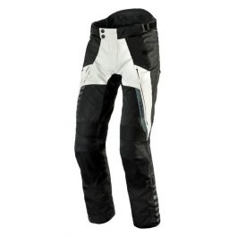 Moto hlače Hiker II sivo/črne   Rebelhorn