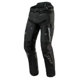 Moto hlače Patrol črne – Rebelhorn
