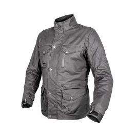 Moto jakna Portland siva moška – Hevik