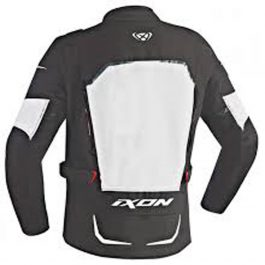 Moto jakna Crosstour črno/siva moška – Ixon