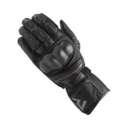Moto rokavice Patrol črne – Rebelhorn