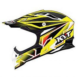 Motocross čelada Eagle Stripe – Kyt
