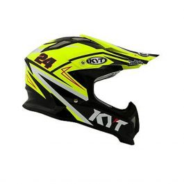 Motocross čelada Strike Eagle Simpson – Kyt