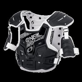 Motocross ščitnik prsnega koša PXR Stoneshield siv – O'neal