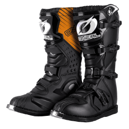 Motocross škornji Rider črni – O'neal