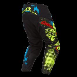 Motocross hlače Element neon rumena-villain – O'neal