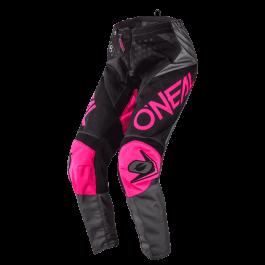 Motocross hlače Factor roza-črna – O'neal