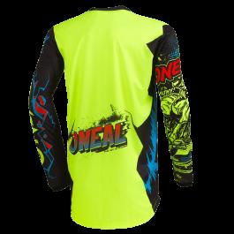 Motocross majica Element Villain Jersey neon – O'neal