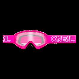 Motocross očala B-Zero 18 roza – O'neal