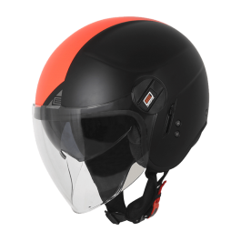Alpha Next matt fluo red black – Origine