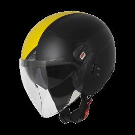 Alpha Next matt fluo yellow black – Origine