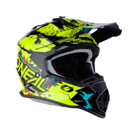 Otroška motocross čelada Villain Neon – O'neal