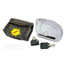 Alarmna naprava-disk ključavnica z alarmom – RMS
