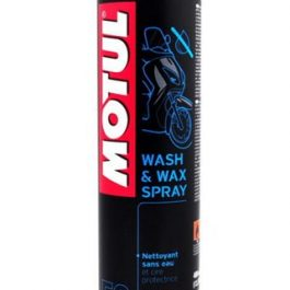 E9 Wash & Wax spray 400ml – Motul