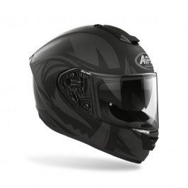 Moto čelada ST501 Spektro Black Matt – Airoh