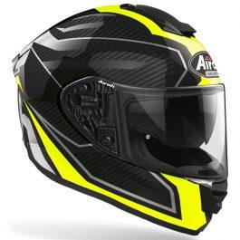Moto čelada ST501 Prime Yellow gloss – Airoh