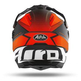 Enduro čelada Progress Orange matt – Airoh