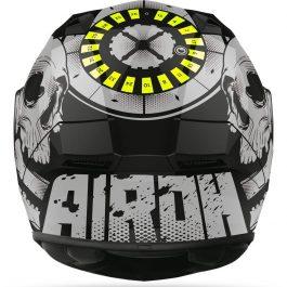 Moto čelada Valor Akuna Yellow Gloss – Airoh