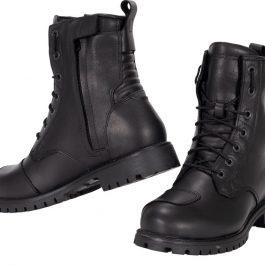 Moto čevlji Legacy črni – Forma