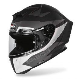 Motoristična čelada GP 550 S Black Matt Vektor – Airoh