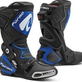 Moto škornji Ice Pro modri – Forma