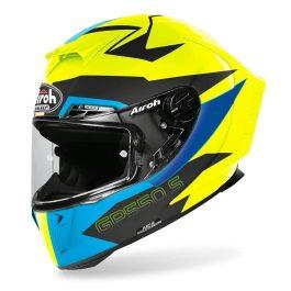 Motoristična čelada GP 550 S Blue Matt Vektor – Airoh