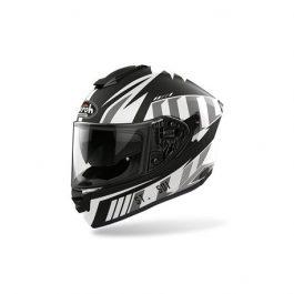 Moto čelada ST501 White Matt Blade – Airoh