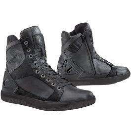 Moto čevlji Hyper črni – Forma