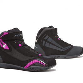 Moto čevlji Genesis Lady – Forma
