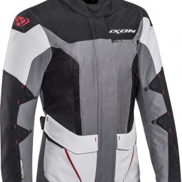 Moto jakna Sicilia siva – Ixon
