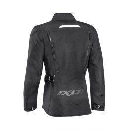 Moto jakna Sicilia črna – Ixon