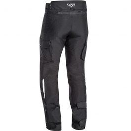 Moto hlače Sicilia črne – Ixon