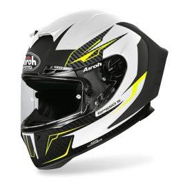Motoristična čelada GP550 S White Matt Venom – Airoh