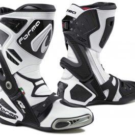Moto škornji Ice Pro beli – Forma