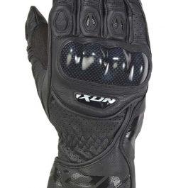 Moto rokavice RS Circuit-R črne – Ixon