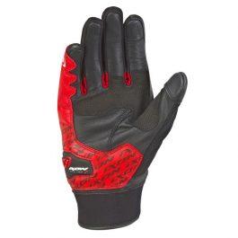 Moto rokavice RS Grip črno/rdeče – Ixon